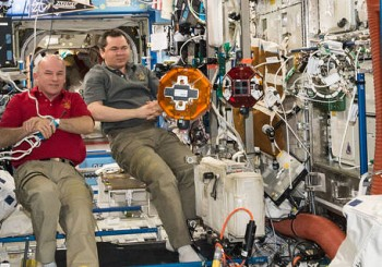 NASA – Watch Live as NASA Astronaut, Two Crewmates Return to Earth