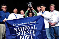 27th annual National Science Bowl® (NSB), hosted by the Energy Department's Office of Science