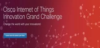 Cisco Innovation Grand Challenge