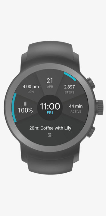 'LG Watch Sport' is a new smart watch that makes smart ...